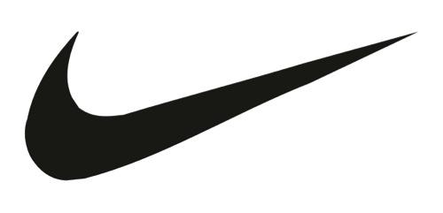 Famous Nike Logo Design - Swoosh