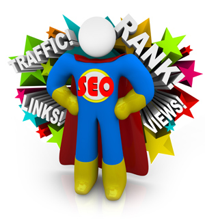 SEO and Super Powers