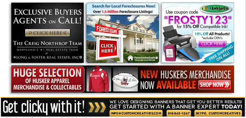 Professional Banner Ad Design Company