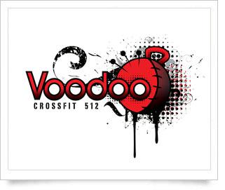 Voodoo Crossfit 512 - Logo Design Service