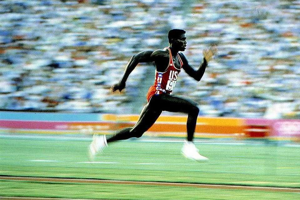Carl Lewis - Loading Speed Matters