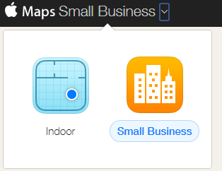 Apple Maps Connect - Indoor or Small Business Icon