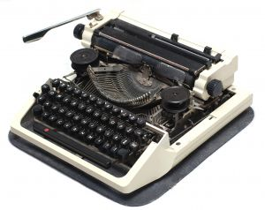 Content Creation Advice - Typewriter
