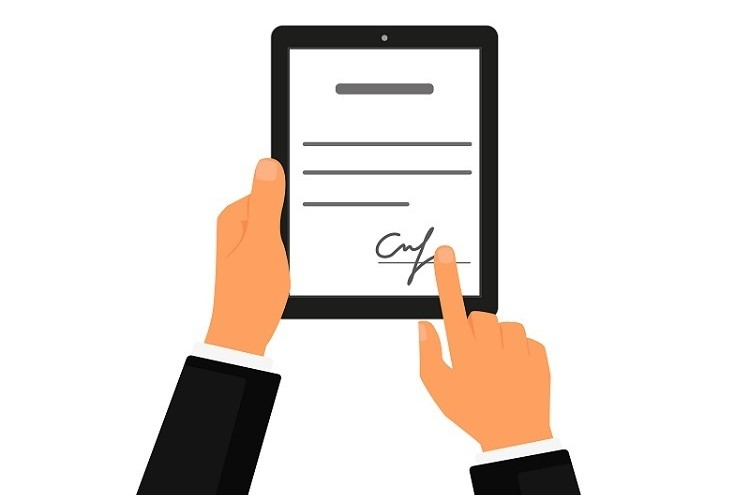 Digital Signatures - E-Sign - HelloSign