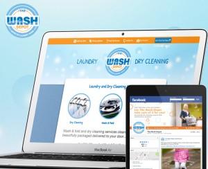 Wash Depot Website Design