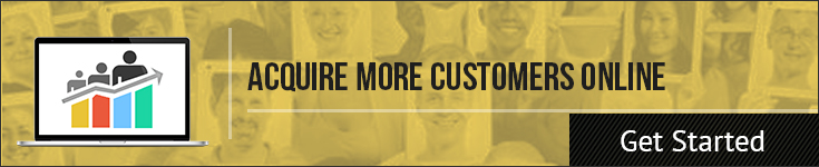 Acquire More Customers Online