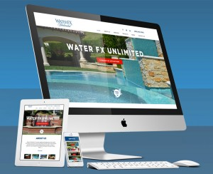 Water FX Responsive Website