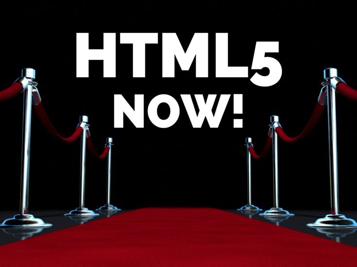 HTML5 Banner Ads NOW!