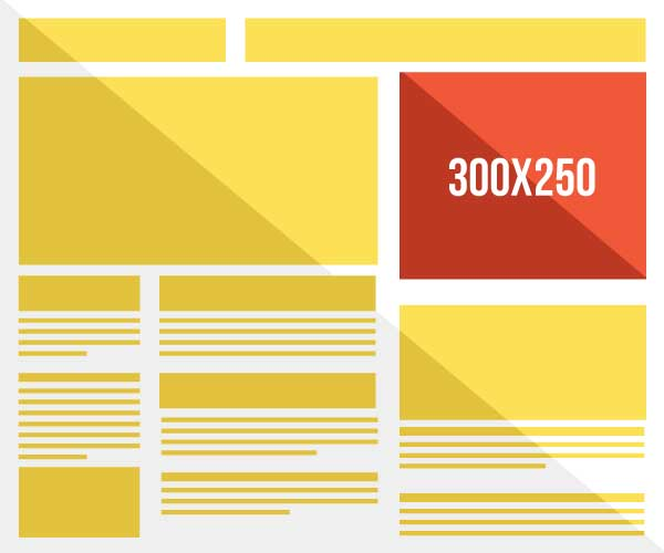 Image result for 300 x 250 – Inline Rectangle.