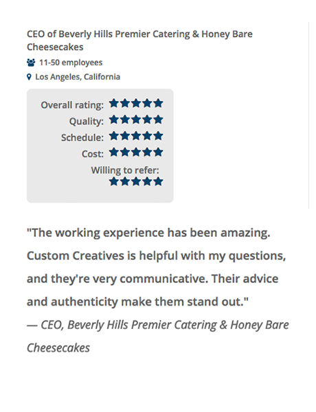 Client Reviews Making Clients Money