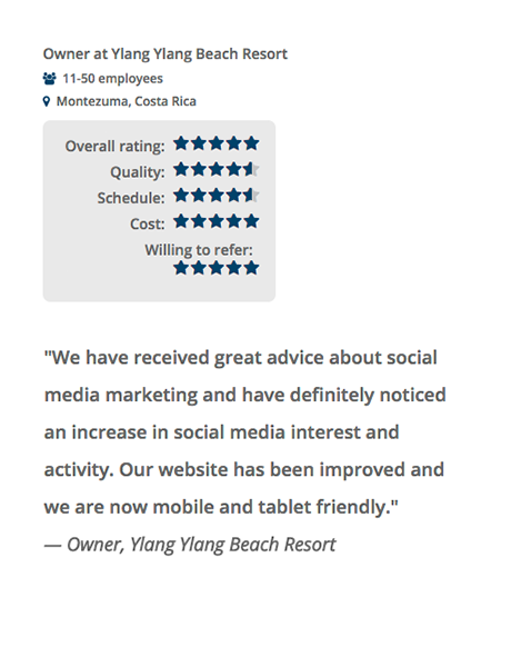 Reviews Beach Resort Hotel Marketing