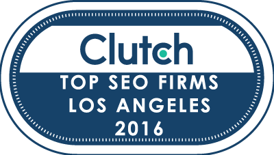 Top SEO Firms, Los Angeles - 2016