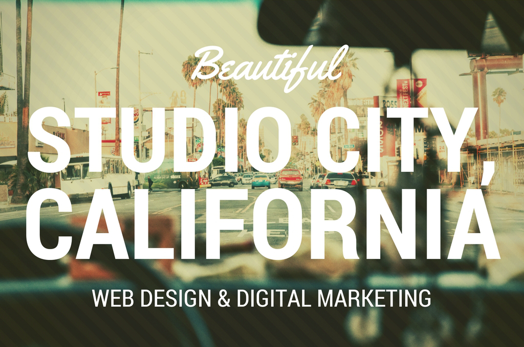 Web Design in Studio City, CA