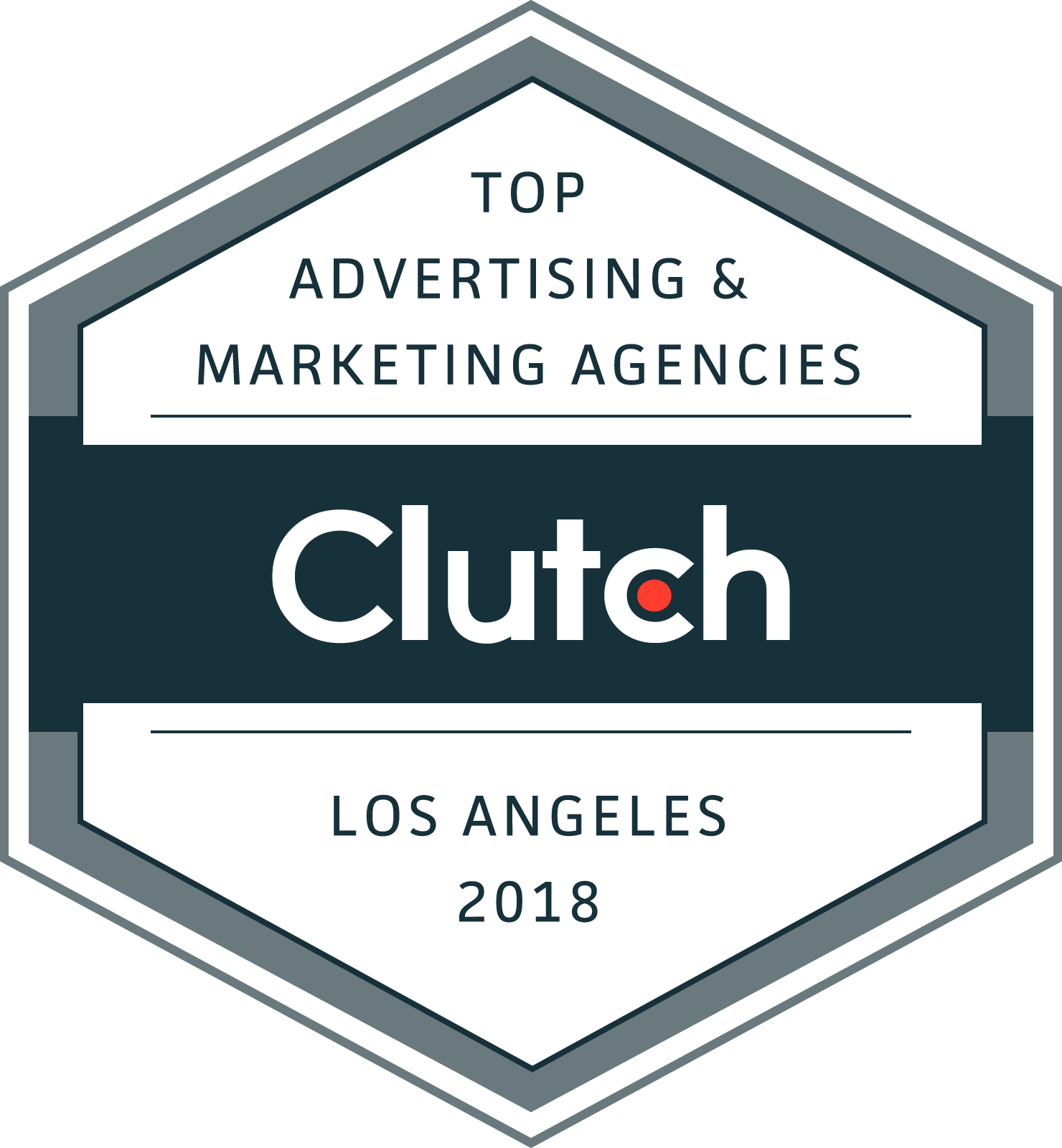 2018 Custom Creatives Rated as the #1 Digital Marketing Agency in Los Angeles