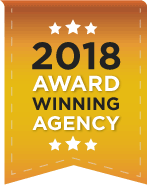 Custom Creatives is a 2018 Award Winning Agency