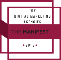 Top Digital Marketing Agencies The Manifest Custom Creatives 2018