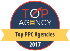 Custom Creatives is a Top PPC Agency 2017